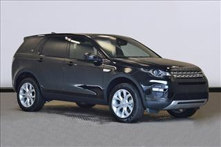 View the 2017 LAND ROVER DISCOVERY SPORT DIESEL SW: 2.0 TD4 180 HSE 5dr Auto Online at Peter Vardy