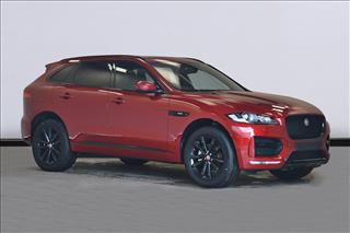 View the 2017 JAGUAR F-PACE DIESEL ESTATE: 2.0d R-Sport 5dr Auto AWD Online at Peter Vardy