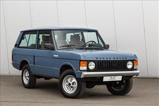View the 1982 Land Rover Range Rover: Turbo Classic D Online at Peter Vardy