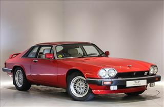 View the 1991 JAGUAR XJS V12: 5.3 V12 HE Sports 2dr Auto Online at Peter Vardy