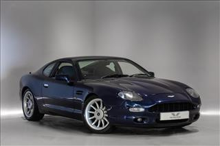 View the 1996 ASTON MARTIN DB7 COUPE: FH 2dr Auto Online at Peter Vardy