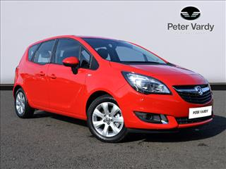 View the 2017 VAUXHALL MERIVA ESTATE: 1.4i 16V Life 5dr Online at Peter Vardy