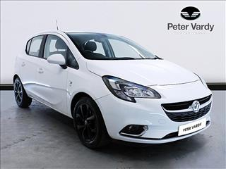 View the 2017 VAUXHALL CORSA HATCHBACK SPECIAL EDS: 1.4 [75] Sting 3dr Online at Peter Vardy