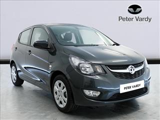 View the 2017 VAUXHALL VIVA HATCHBACK: 1.0 SE 5dr Online at Peter Vardy