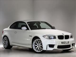 View the 2012 BMW 1 SERIES COUPE: M 2dr Online at Peter Vardy