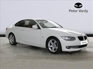 View the 2012 BMW 3 SERIES COUPE: 318i SE 2dr Online at Peter Vardy