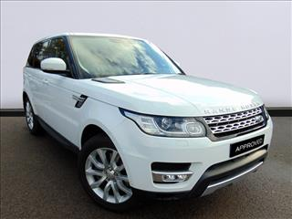 View the 2016 LAND ROVER RANGE ROVER SPORT DIESEL ESTATE: 3.0 SDV6 [306] HSE 5dr Auto Online at Peter Vardy