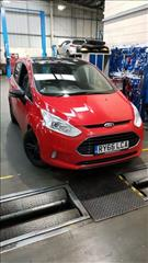 View the 2017 FORD B-MAX HATCHBACK SPECIAL EDITION: 1.0 EcoBoost Zetec Red Edition 5dr Online at Peter Vardy