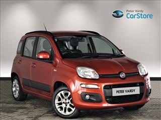 View the 2013 FIAT PANDA HATCHBACK: 0.9 TwinAir [85] Lounge 5dr Online at Peter Vardy