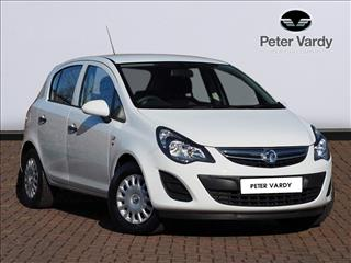 View the 2011 VAUXHALL CORSA HATCHBACK: 1.2 S 5dr Online at Peter Vardy