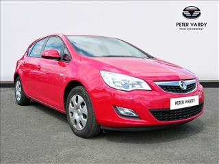 View the 2010 VAUXHALL ASTRA HATCHBACK: 1.4i 16V Exclusiv 5dr Online at Peter Vardy