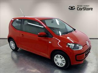 View the 2012 VOLKSWAGEN UP HATCHBACK: 1.0 Move Up 3dr Online at Peter Vardy