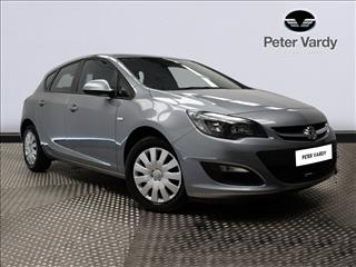 View the 2011 VAUXHALL ASTRA HATCHBACK: 1.6i 16V Exclusiv 5dr Online at Peter Vardy