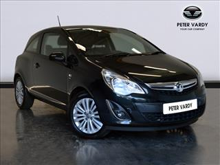 View the 2013 VAUXHALL CORSA HATCHBACK SPECIAL EDS: 1.0 ecoFLEX Energy 3dr Online at Peter Vardy