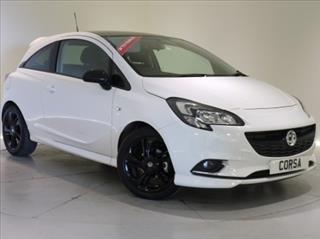 View the 2017 VAUXHALL CORSA HATCHBACK SPECIAL EDS: 1.0T ecoFLEX Limited Edition 3dr Online at Peter Vardy
