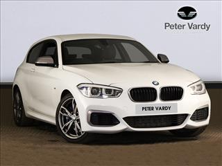 View the 2015 BMW 1 SERIES HATCHBACK: M135i 3dr Online at Peter Vardy