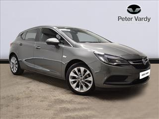 View the 2016 VAUXHALL ASTRA HATCHBACK: 1.0T 12V ecoFLEX Design 5dr Online at Peter Vardy