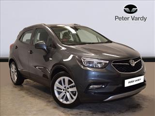 2018 Vauxhall Mokka X Hatchback 1 4t Ecotec Active 5dr
