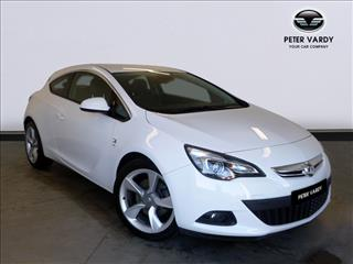 ASTRA GTC DIESEL COUPE