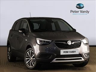 View the 2020 VAUXHALL CROSSLAND X HATCHBACK: 1.2 [83] Sport 5dr [Start Stop] Online at Peter Vardy