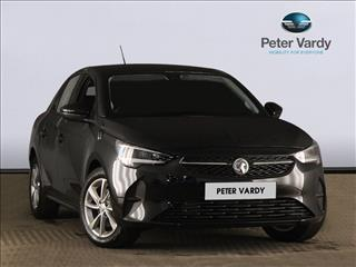 View the 2020 VAUXHALL CORSA HATCHBACK: 1.2 SE Nav Premium 5dr Online at Peter Vardy