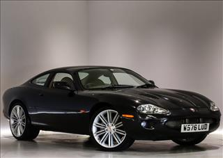 XKR Coupe 4.2 V8 Supercharged