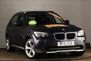 View the 2010 BMW X1 DIESEL ESTATE: xDrive 18d SE 5dr Online at Peter Vardy