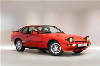 View the 1980 PORSCHE 924 Turbo: 2.0 2dr Online at Peter Vardy