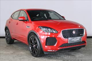 View the 2019 JAGUAR E-PACE DIESEL ESTATE: 2.0d [180] R-Dynamic S 5dr Auto Online at Peter Vardy