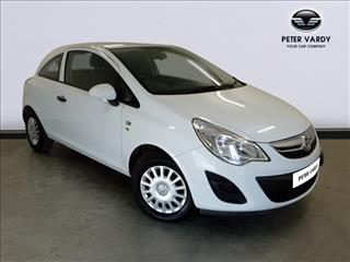 View the 2012 VAUXHALL CORSA HATCHBACK: 1.0 ecoFLEX S 3dr Online at Peter Vardy