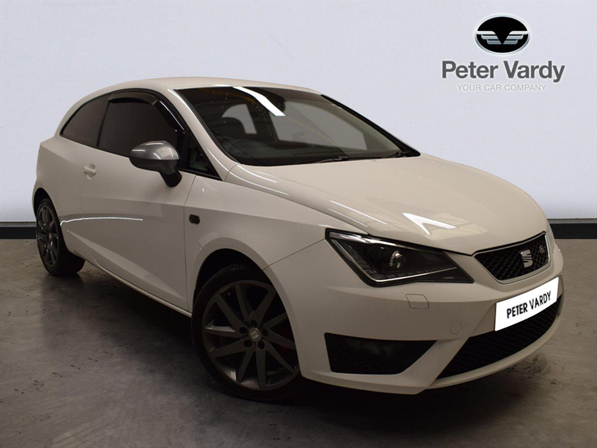 2013 SEAT IBIZA SPORT COUPE: 1.2 TSI FR 3dr | Peter Vardy