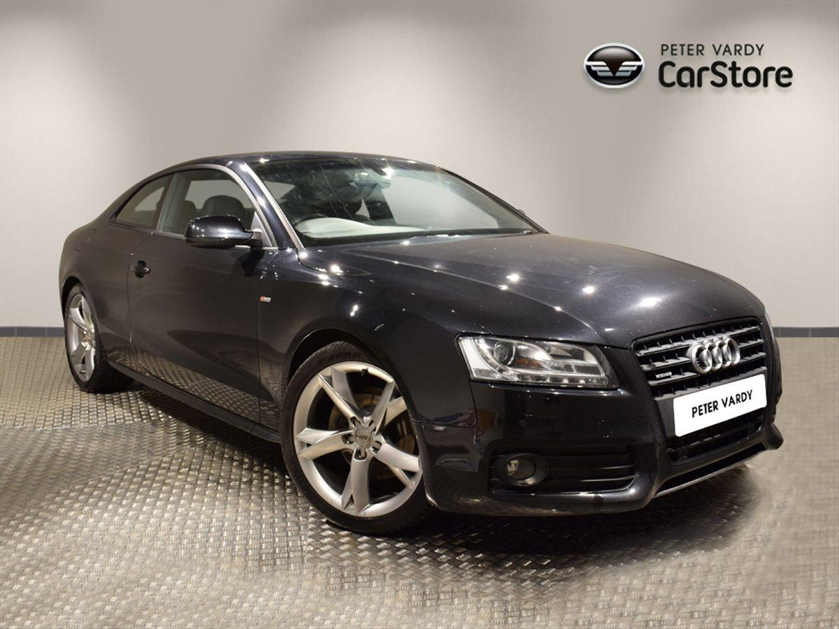 2010 Audi A5 Coupe Special Editions 30 Tdi Quattro S Line Special