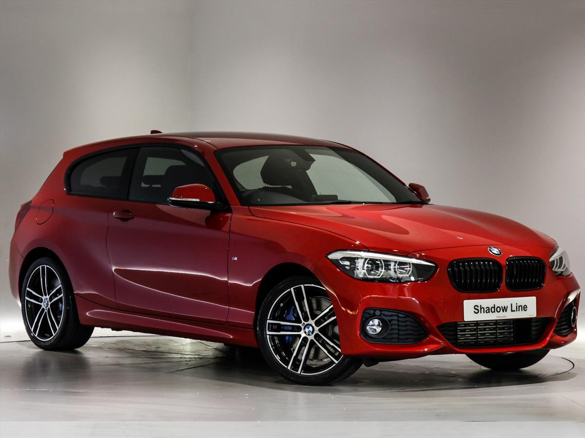 BMW SERIES HATCHBACK SPECIAL EDITION I M Sport - Bmw 1 series hatchback