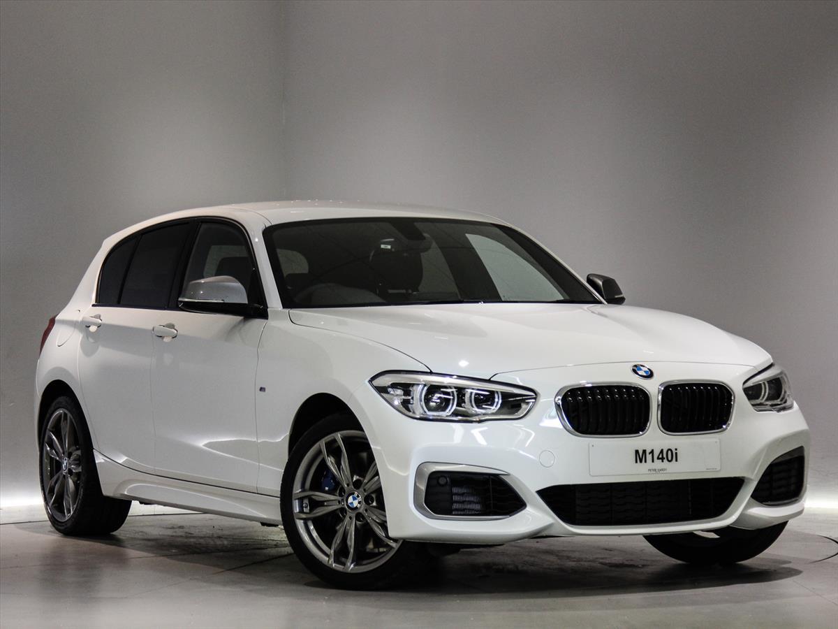BMW SERIES HATCHBACK Mi Dr Nav Step Auto Peter Vardy - Bmw 1 series hatchback