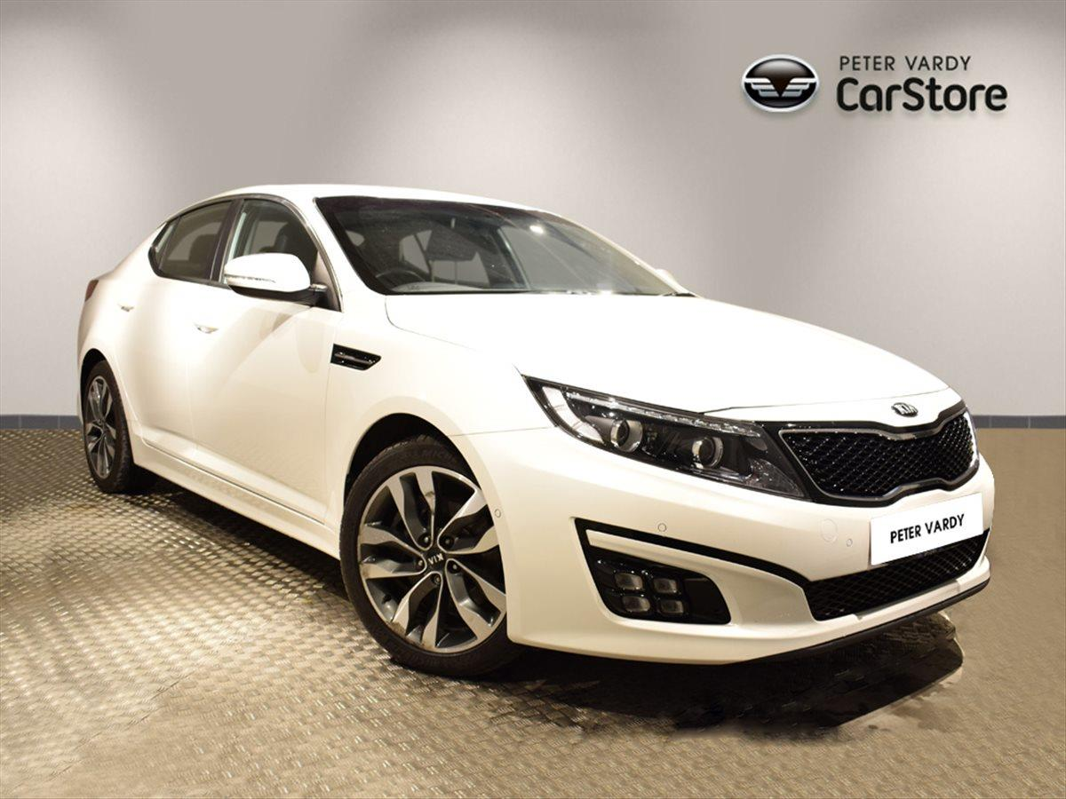 Kia Optima: With central door lock switch (if equipped)