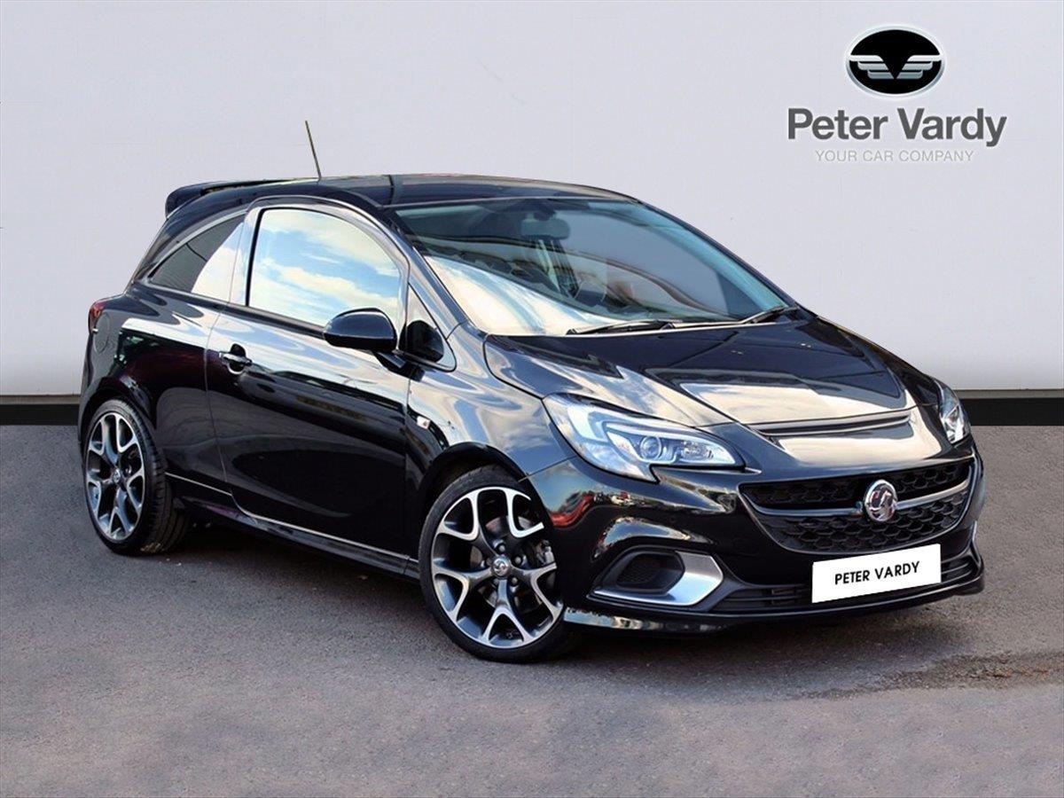2017 Vauxhall Corsa Hatchback 16t Vxr 3dr Peter Vardy Small Cars 14 More
