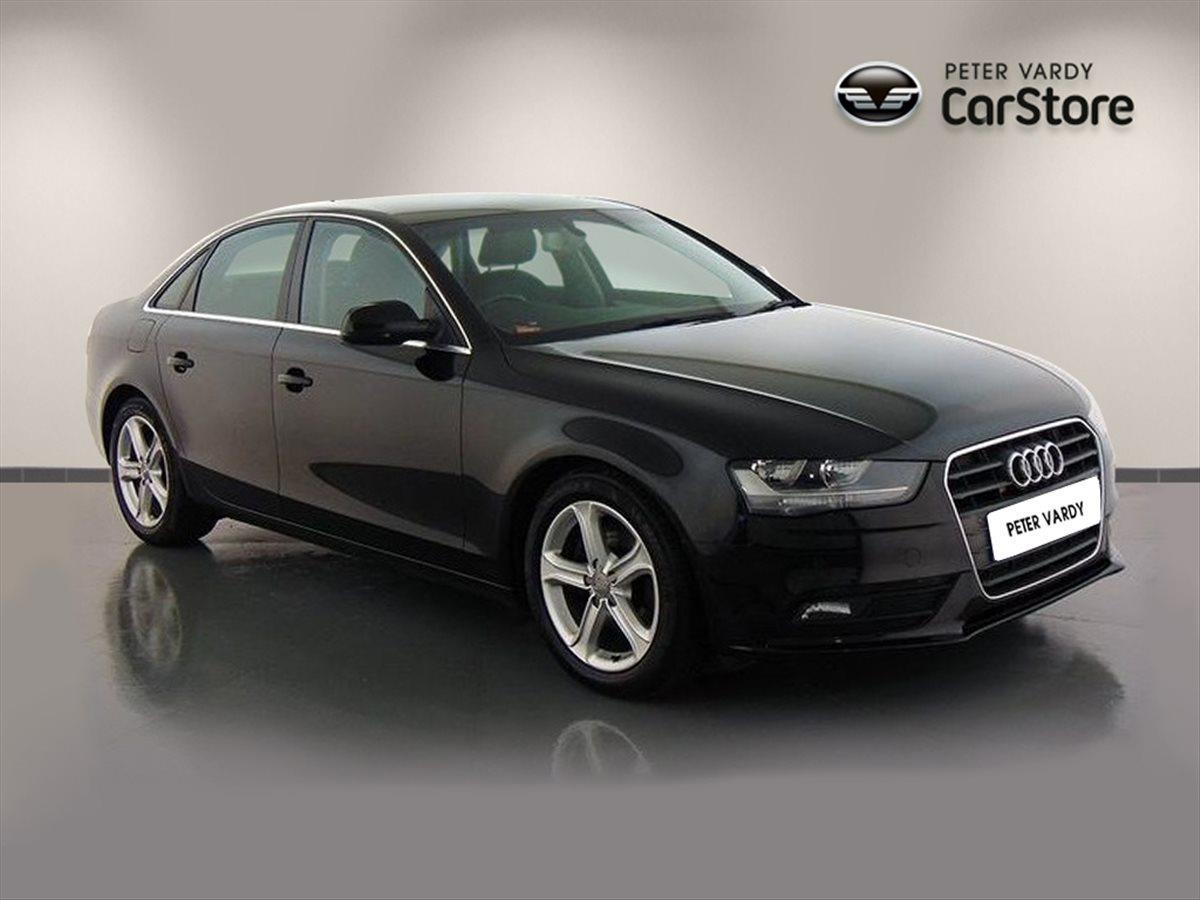Audi A4 20 Tdi Ultra Se Technik 4dr