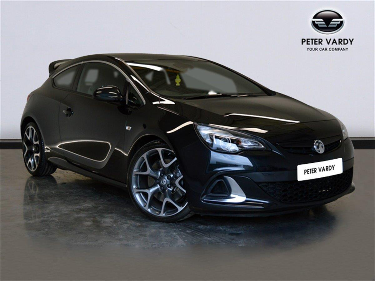 2018 vauxhall astra gtc coupe: 2.0t 16v vxr 3dr   peter vardy