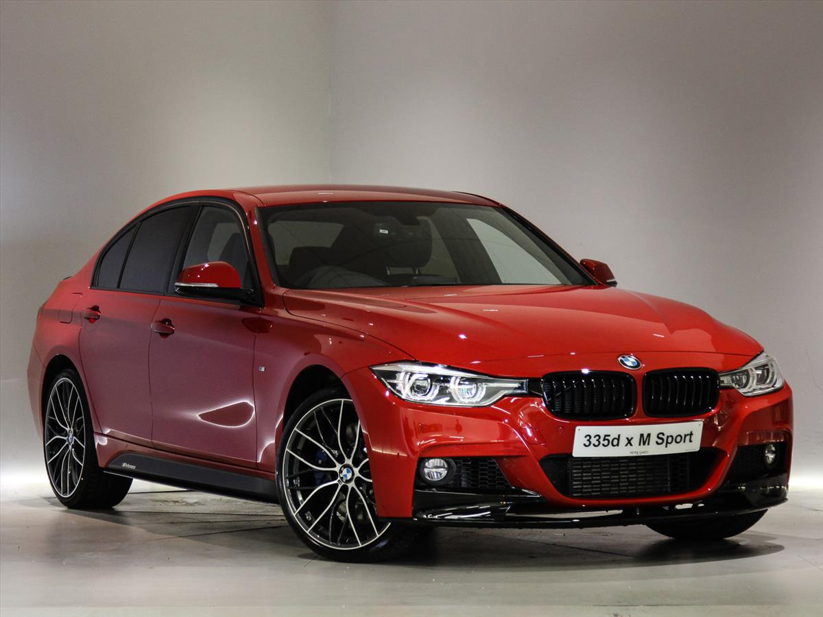 BMW SERIES DIESEL SALOON D XDrive M Sport Dr Step Auto - Bmw 3 series 335d