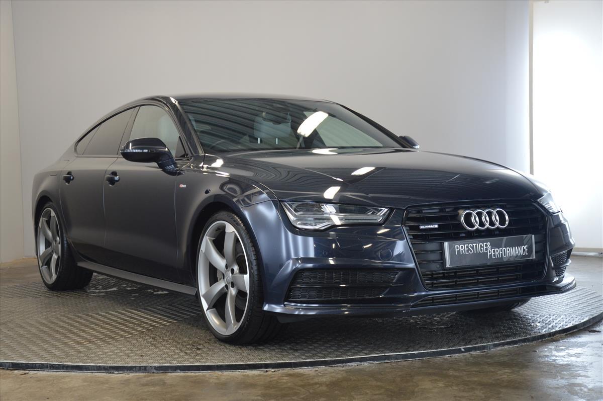 2018 Audi A7 Sportback Special Editions 30 Tdi Quattro 272 Black