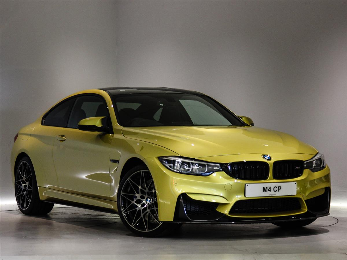 Bmw M4 Coupe >> 2017 Bmw M4 Coupe M4 2dr Dct Competition Pack Peter Vardy