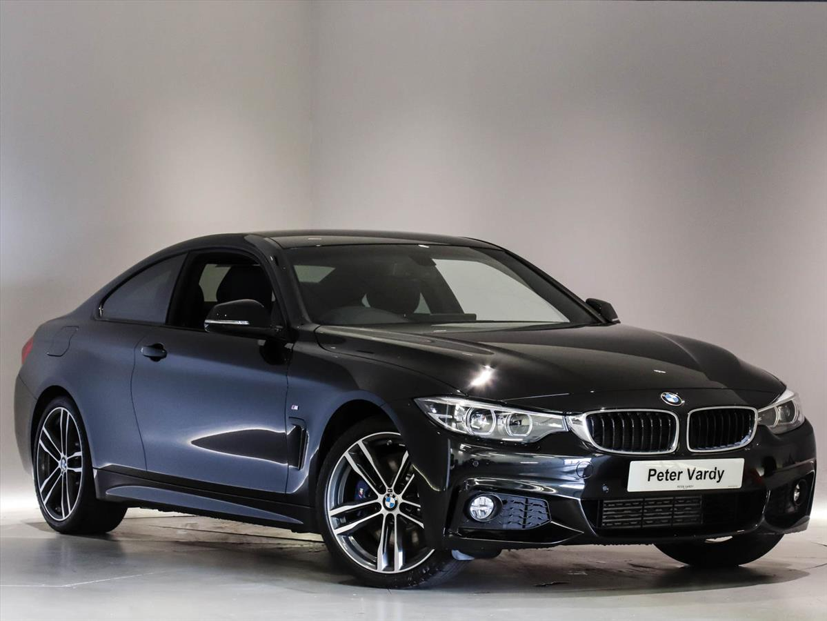 2018 Bmw 4 Series Sel Coupe