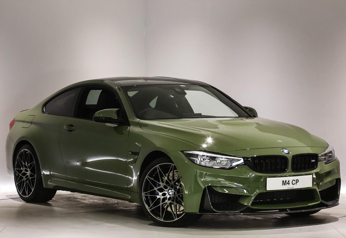 2019 Bmw M4 Coupe M4 2dr Dct Competitionultimate Pack Peter Vardy