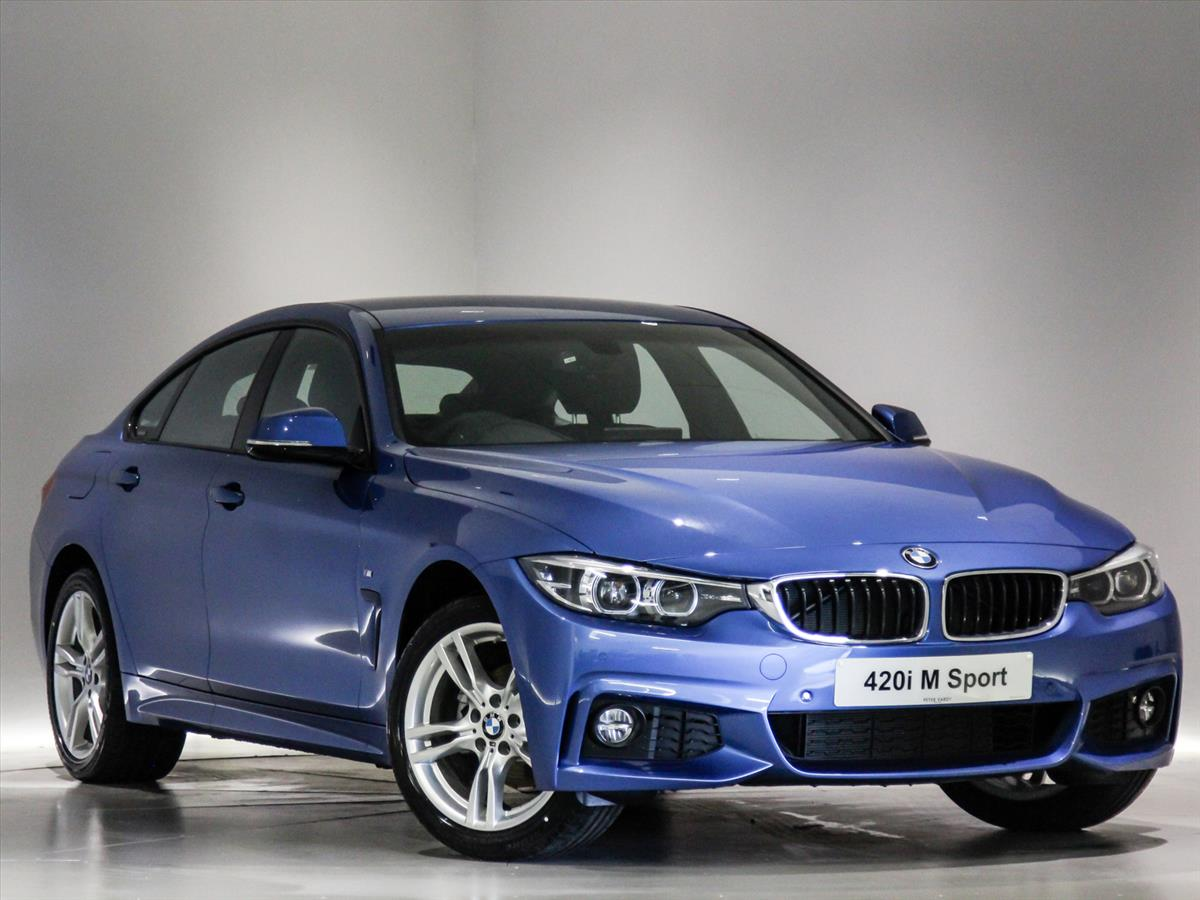 4 Series Gran Coupe Online At Peter Vardy 9 More