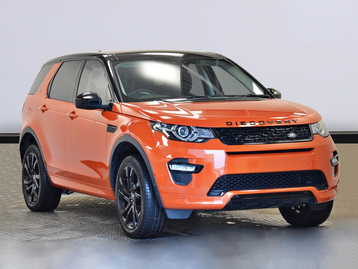 2017 Land Rover Discovery Sport Diesel Sw 2 0 Td4 180 Hse Dynamic