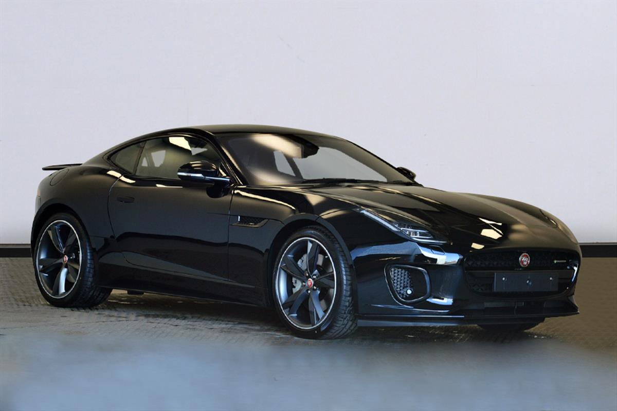 2017 JAGUAR F-TYPE COUPE: 3.0 Supercharged V6 R-Dynamic 2dr Auto ...