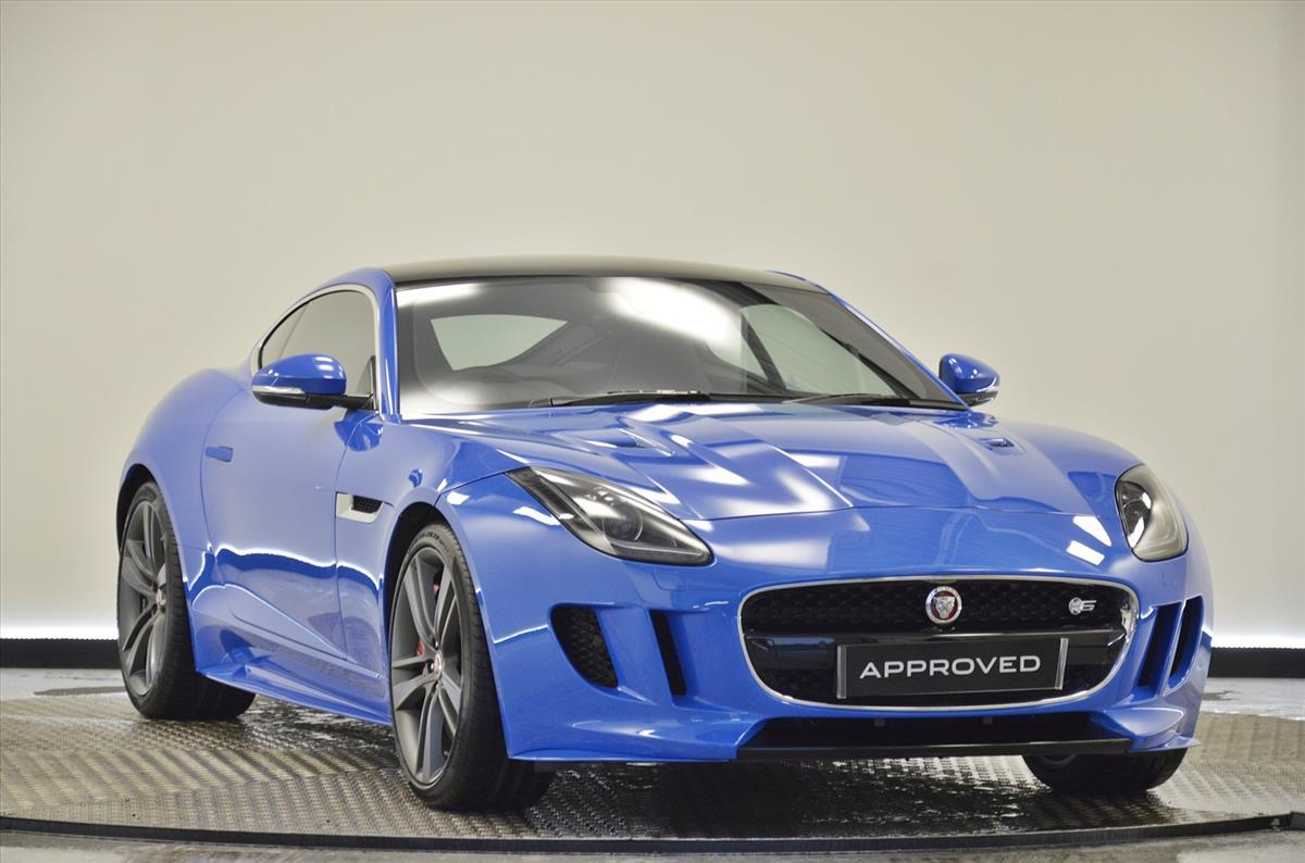 2017 jaguar f-type coupe special edition: 3.0 s/c v6 british design