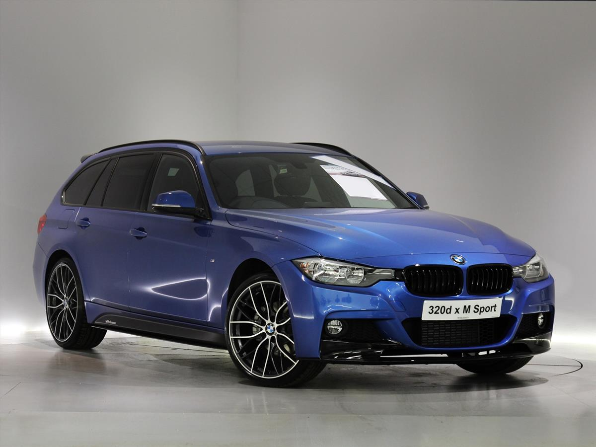 bmw 320d xdrive m sport touring review. Black Bedroom Furniture Sets. Home Design Ideas