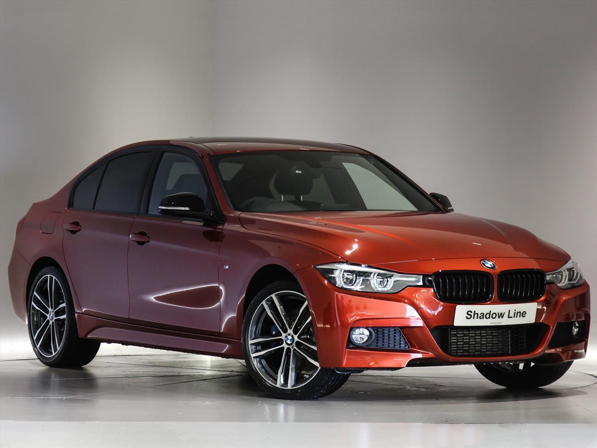 BMW SERIES SALOON SPECIAL EDITION D XDrive M Sport - Bmw 3 wheel car