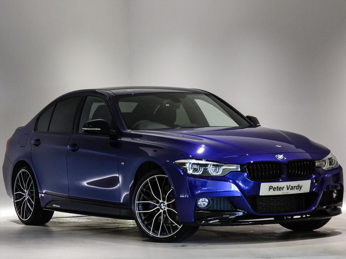 BMW 3-series 2018 22